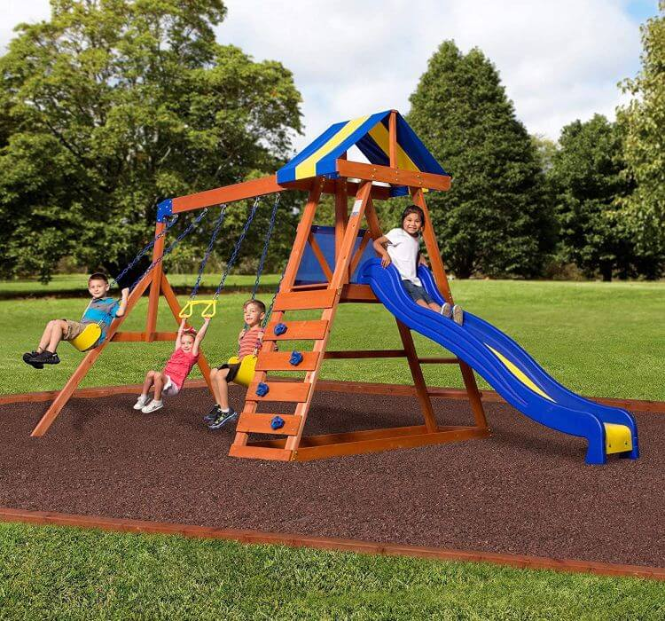 small-wooden-playset