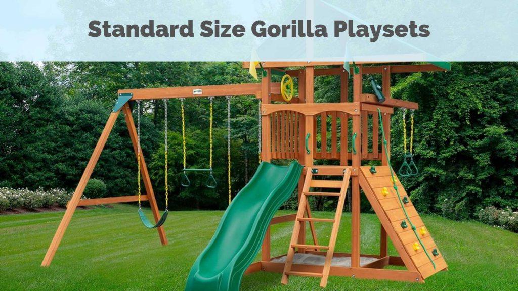 gorilla-playsets